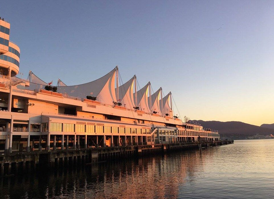 Canada Place and Vancouver Convention Centre