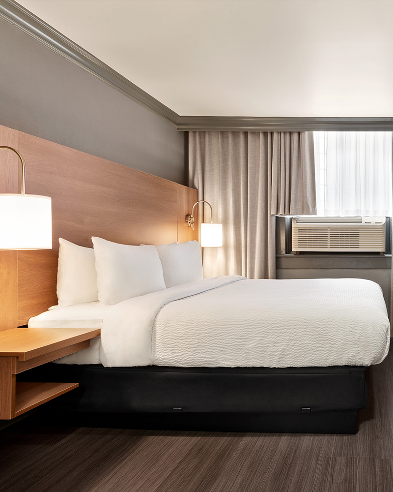 Downtown Vancouver Hotel Rooms